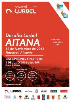 Desafio Lurbel, Aitana 2016