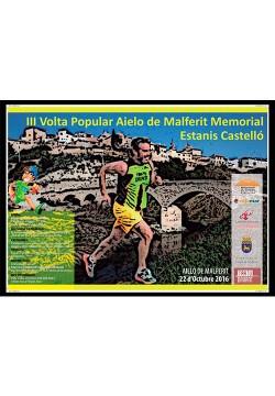 Volta a peu a Aielo de  Malferit 2016