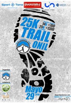 Trail Onil, Trail Vall del Joguet 2016