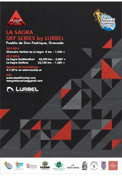 La Sagra Sky Series by Lurbel