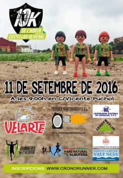 10K de l'Horta Castellar-Oliveral,