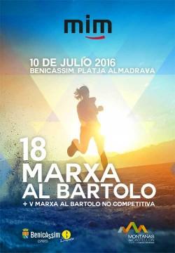 XVIII Marcha al Bartolo y V Marcha al Bartolo