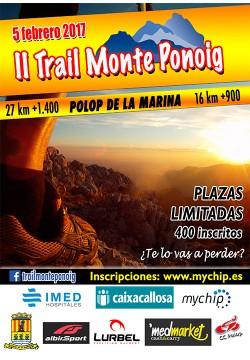 trail ponoig 2016