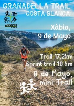 Mychip - Granadella Trail Costa Blanca 2021