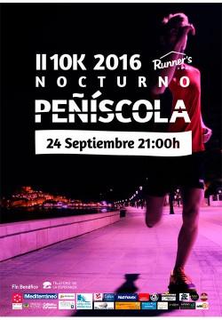 10k nocturno peñiscola